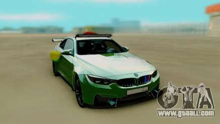 BMW M4 F82 Wedding for GTA San Andreas