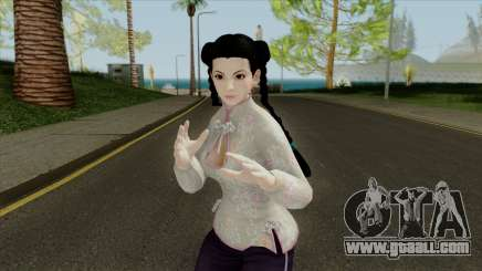 Dead or Alive 5 Ultimate Pai chan 4th cos for GTA San Andreas