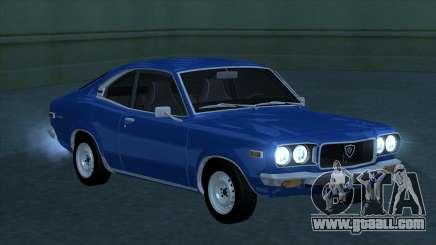 Mazda RX-3 1973 for GTA San Andreas