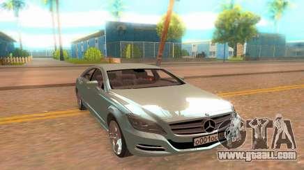 Mersedes-Benz CLC for GTA San Andreas