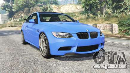 BMW M3 GTS (E92) 2010 BBS rims [add-on] for GTA 5