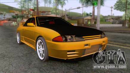 Nissan Skyline R32 GT-R for GTA San Andreas