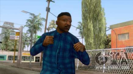 Crips & Bloods Fam Skin 4 for GTA San Andreas