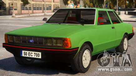 Ford Taunus GLS for GTA 4