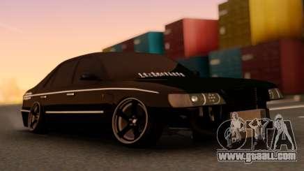 Nissan Cima Y33 AVEX for GTA San Andreas