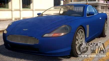 Super GT Aston Martin for GTA 4