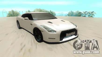 Nissan GT-R R35 Sport for GTA San Andreas