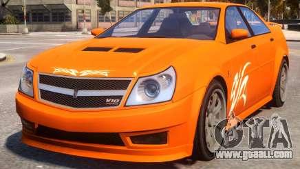 Presidente Facelift for GTA 4