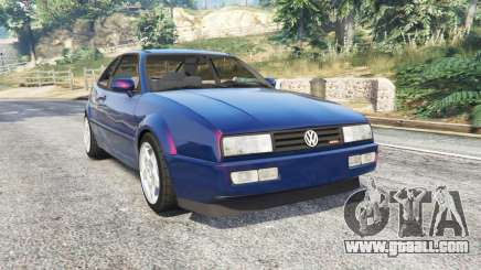 Volkswagen Corrado VR6 v1.1 [replace] for GTA 5