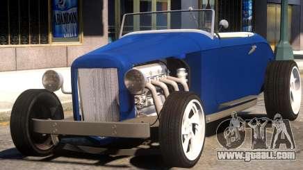 Hot Rod v1.0 for GTA 4