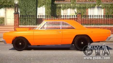 1968 Dodge Dart V1 for GTA 4