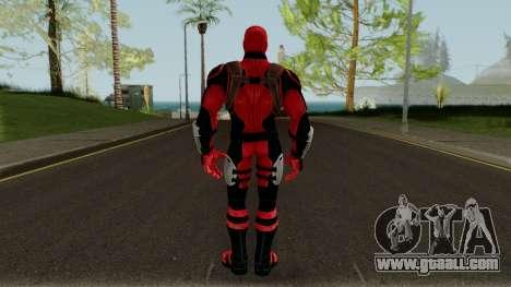 Deadpool Strike Force for GTA San Andreas third screenshot
