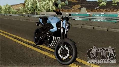 CG 150 Beta - FCR900 Edit (Sa-Style) for GTA San Andreas