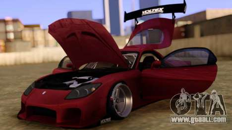 Mazda RX-7 Veilside Touge for GTA San Andreas