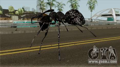 Ant Bike for GTA San Andreas left view