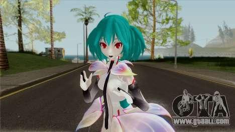 Shine Miku for GTA San Andreas