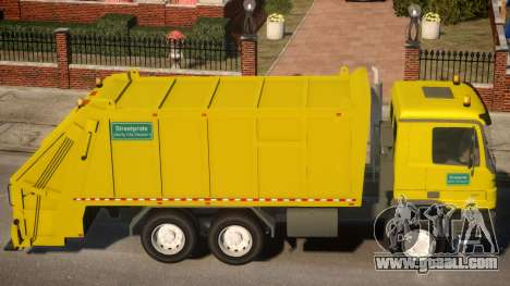 Garbage Truck for GTA 4