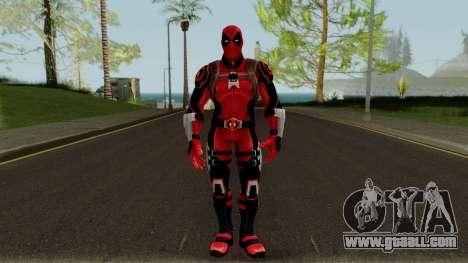 Deadpool Strike Force for GTA San Andreas second screenshot