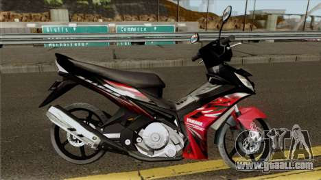 Yamaha Jupiter MX STD for GTA San Andreas