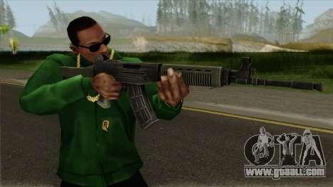 QBZ-03 Assault Rifle for GTA San Andreas third screenshot