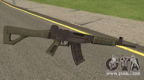 QBZ-03 Assault Rifle for GTA San Andreas second screenshot