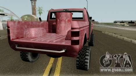 Bobcat Mad Max for GTA San Andreas