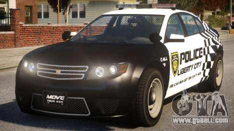 Cheval Fugitive 785 for GTA 4