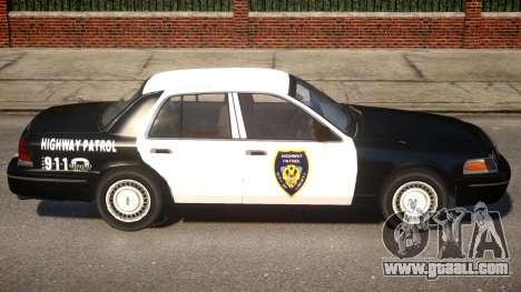 High Way Patrol Liberty City for GTA 4