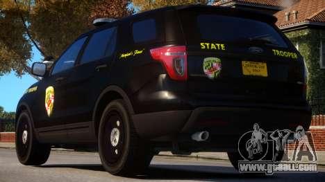 Maryland Ford FPIU for GTA 4