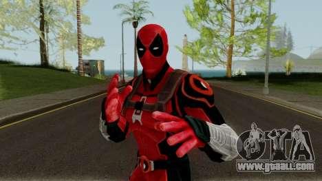 Deadpool Strike Force for GTA San Andreas