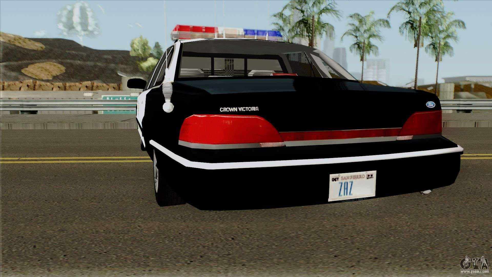 image result for ford crown victoria gta san andreas