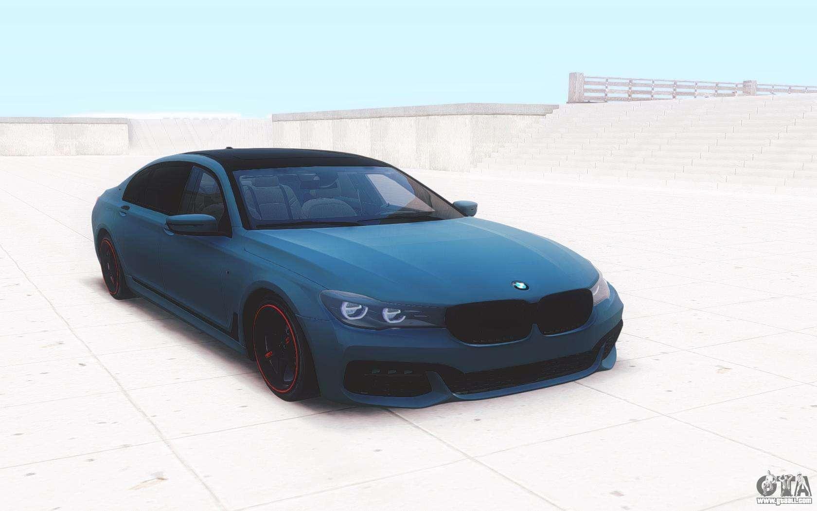 bmw 5 series sedan for gta san andreas. Black Bedroom Furniture Sets. Home Design Ideas