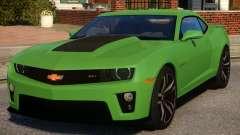 Chevrolet Camaro ZL1 V1.3 for GTA 4