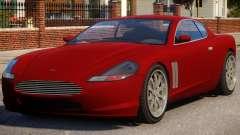 Super GT Jaguar for GTA 4
