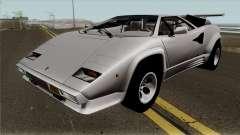 Lamborghini Countach LP5000QV for GTA San Andreas