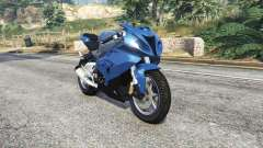 BMW S1000 RR [replace] for GTA 5