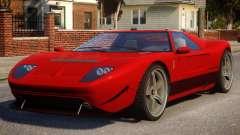 Bullet GT v2 for GTA 4