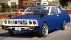 Datsun Skyline 1980 GT for GTA 4