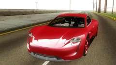Porsche Mission E Hybrid Concept for GTA San Andreas