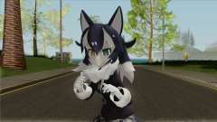 Kemono Friends Gray Wolf (01)
