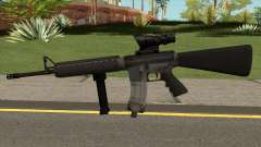 M16A4 - USMC Standard Version for GTA San Andreas