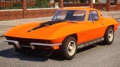 1967 Chevrolet Corvette C2 [EPM] for GTA 4