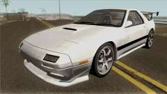 Mazda RX-7 FC3s Touge Edition v.2 for GTA San Andreas