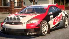 Mitsubishi Rallycross DiRT2 PJ4 for GTA 4