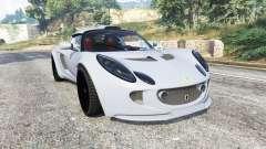 Lotus Sport Exige 240 2008 v1.1 [replace] for GTA 5