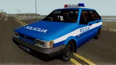 Zastava Yugo Florida 1.3 Policija for GTA San Andreas