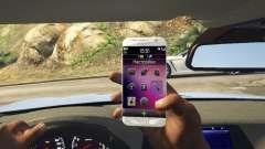 Samsung Galaxy S7 Edge Franklin for GTA 5