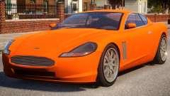 Aston Martin for GTA 4