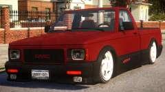 GMC Syclone for GTA 4