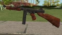 Thompson M1A1 SMG V2 for GTA San Andreas